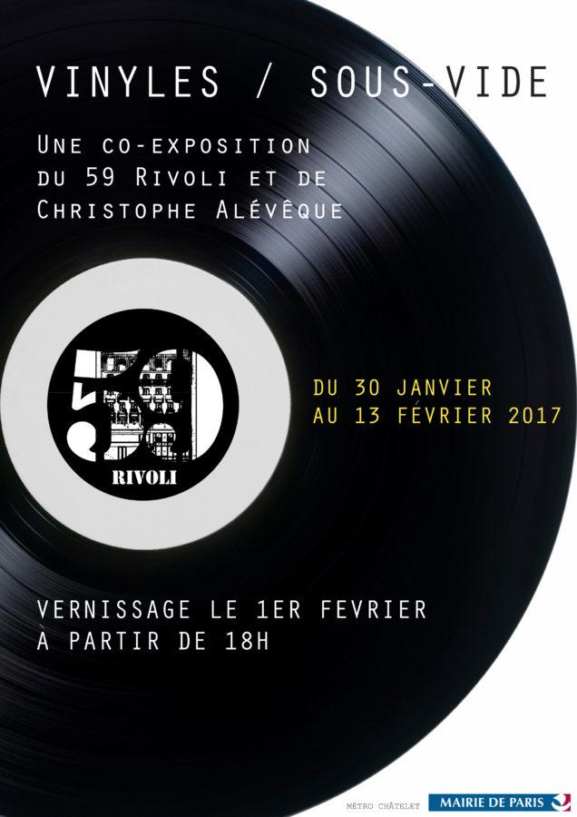 affiche vinyles